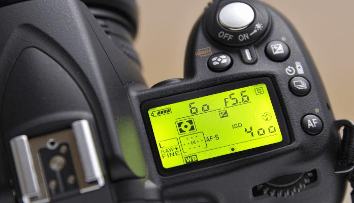 カメラの機能動作状況